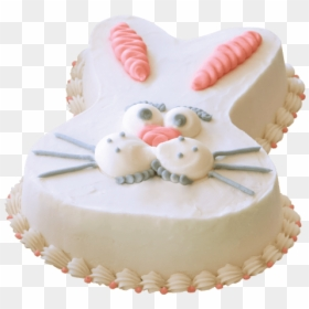 Remarkable Bunny Ice Cream Cake Carvel Bunny Cake Hd Png Download Funny Birthday Cards Online Elaedamsfinfo