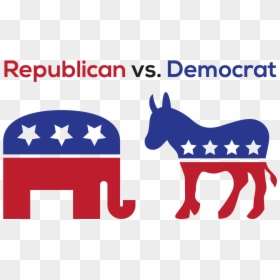 Transparent Democratic Donkey Png Republican And Democrat Signs Png Download 1501x874 Png Dlf Pt The democratic and republican parties (symbolized, respectively, by a donkey and an elephant) straddling the vital questions of the day. dlf pt