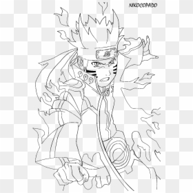 Click To See Printable Version Of Naruto In Kurama - Nine Tailed ... | 280x280