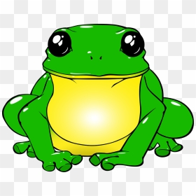 Frog Clipart Printable Free - Simple Cute Frog Drawing, HD ...