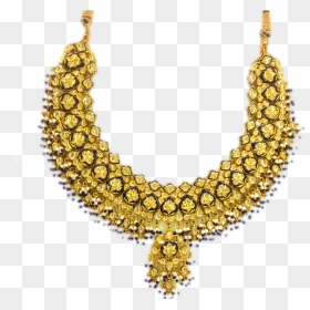 5139162bhaba00 - Tanishq - Necklace Clipart (#2292593) - PikPng