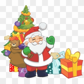 Noel Clipart Banner Free Library Image Clipart Noel Clipart Santa Claus Hd Png Download 1560x1400 Png Dlf Pt